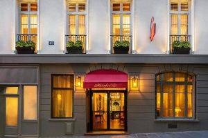 HOTEL SAINT PAUL PARIS - HOTEL 4 ETOILES